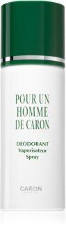 Caron Pour Un Homme Deodorant Spray für Herren