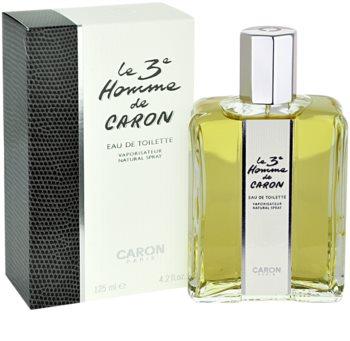 Caron Le 3 Homme toaletní voda pro muže