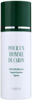 Caron Pour Un Homme desodorizante em spray para homens