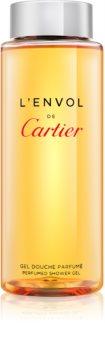 Cartier L'Envol sprchový gel pro muže