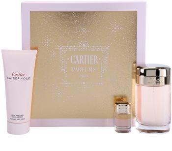 Cartier Baiser Volé lote de regalo XI.