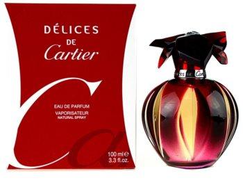 Cartier Delices eau de parfum pentru femei 100 ml