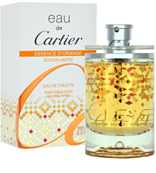 Cartier Eau de Cartier Essence d´Orange Limited Edition 2011 eau de toilette unisex 100 ml