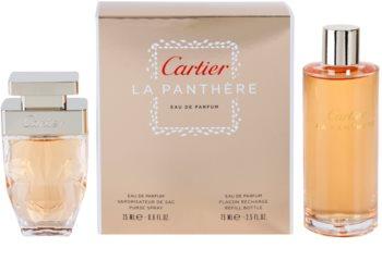 Cartier La Panthère dárková sada I. pro ženy