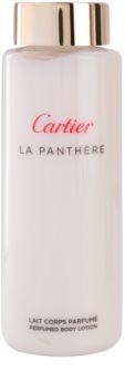 Cartier La Panthère leite corporal para mulheres