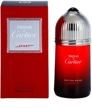 Cartier Pasha de Cartier Edition Noire Sport eau de toilette uraknak