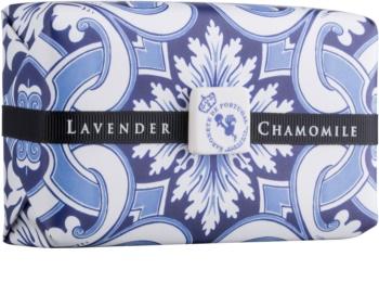 Castelbel Portuguese Tile Lavender & Chamomile luxusné mydlo
