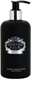 Nezařazené Castelbel Portus Cale Black Range mycí gel na ruce a tělo