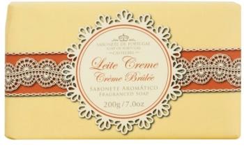 Castelbel Gourmet Collection Crème Brûlée luxusné portugalské mydlo