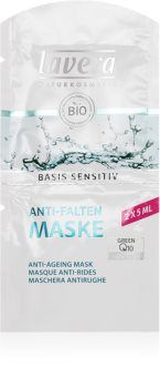 Lavera Q10 maseczka do twarzy przeciw starzeniu się skóry