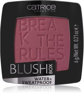 Catrice Blush Box blush