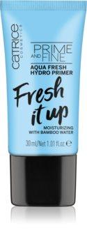 Catrice Prime And Fine hidratáló make-up alap bázis