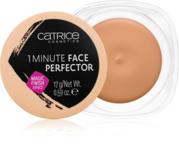 Catrice 1 Minute Face Perfector lehce zabarvená podkladová báze