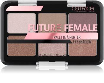 Catrice Pallette À Porter paletka očných tieňov