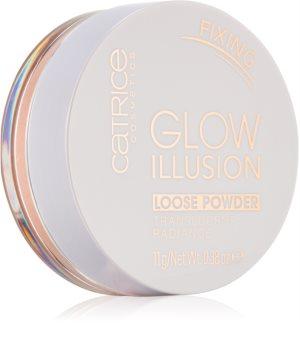 Catrice Glow Illusion pudra pentru luminozitate