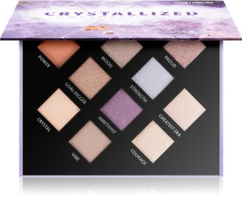 Catrice Crystalized Amethyst palette di ombretti