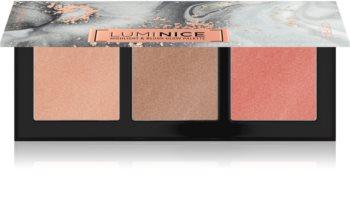 Catrice Luminice Highlight & Bronze Glow paleta posvetlitvenih pudrov