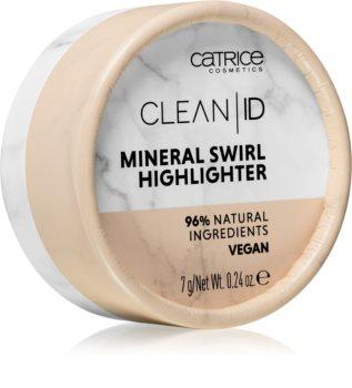 Catrice Clean ID λαμπρυντικό