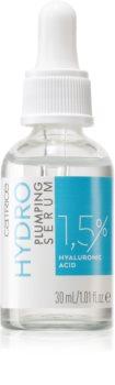 Catrice Hydro Plumping hidratáló szérum hialuronsavval