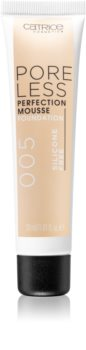 Catrice Poreless Perfection Mousse Mousse Foundation Silicone-Free