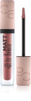 Catrice Matt Pro Ink Non-Transfer lang anhaltender, matter, flüssiger Lippenstift