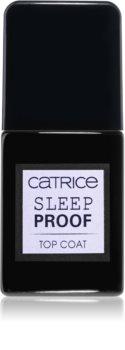 Catrice Sleep Proof Top Coat protecteur de vernis à séchage rapide