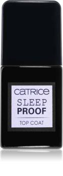Catrice Sleep Proof Top Coat rychleschnoucí vrchní lak