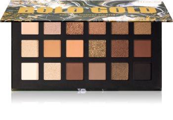 Catrice Bold Gold Eyeshadow Palette