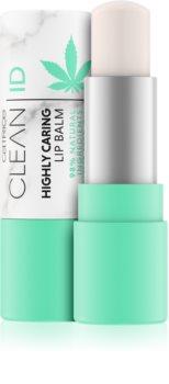 Catrice Clean ID бальзам для губ з конопляною олією