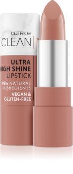 Catrice Clean ID Ultra High Shine rouge à lèvres brillant