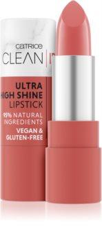Catrice Clean ID Ultra High Shine ruj strălucitor