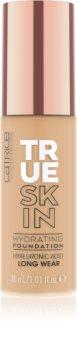 Catrice True Skin přirozeně krycí hydratační make-up