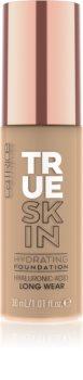 Catrice True Skin machiaj hidratant și natural de acoperire