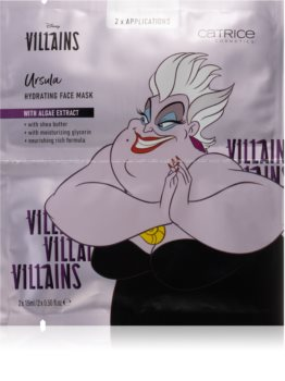 Catrice Disney Villains Ursula зволожуюча маска