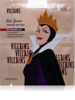 Catrice Disney Villains Evil Queen Ansigtsmaske med hyaluronsyre