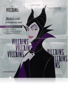 Catrice Disney Villains Maleficent Face Mask With Green Tea extract