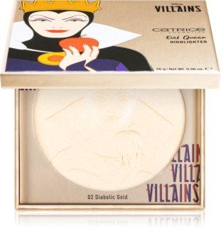 Catrice Disney Villains Evil Queen озаряваща пудра