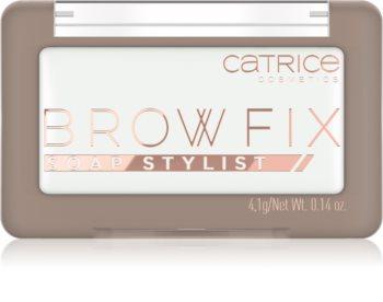 Catrice Brow Fix Soap Stylist vosek za fiksacijo obrvi