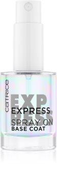 Catrice Express Spray On Sminkbázis spray körmökre