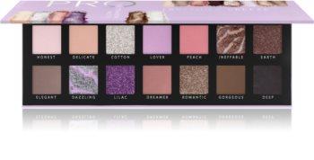 Catrice PRO Lavender Breeze Slim paletă cu farduri de ochi
