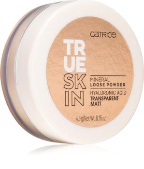 Catrice True Skin μεταλλική πούδρα