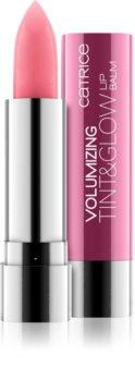Catrice Volumizing Tint & Glow Lip Balm Βάλσαμο για χείλη για αύξηση του αποτελέσματος