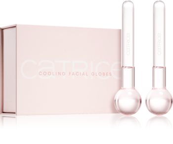 Catrice Cooling Facial Globes массажер для зоны вокруг глаз