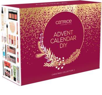 Catrice Advent Calendar DIY Χριστουγεννιάτικο ημερολόγιο