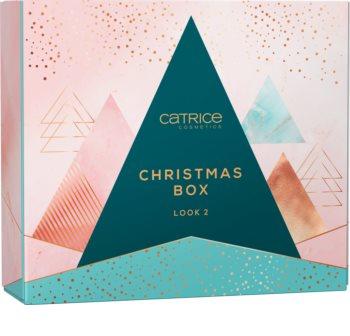 Catrice Christmas Box Look 2 dárková sada
