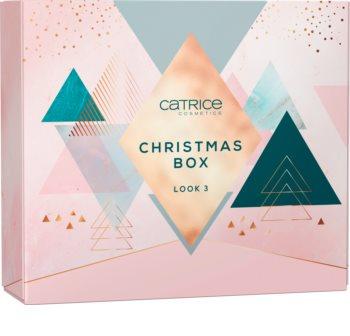 Catrice Christmas Box Look 3 dárková sada