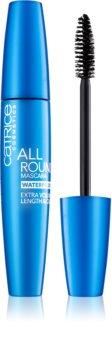 Catrice Allround Mascara voor Verlenging, Krul en Volume Waterproof