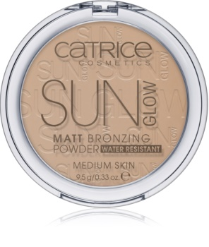 Catrice Sun Glow bronz puder