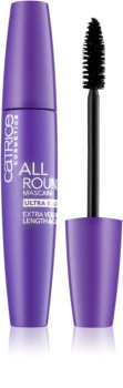 Catrice Allround mascara cils allongés, courbés et volumisés
