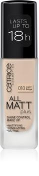 Catrice All Matt Plus podkład matujący